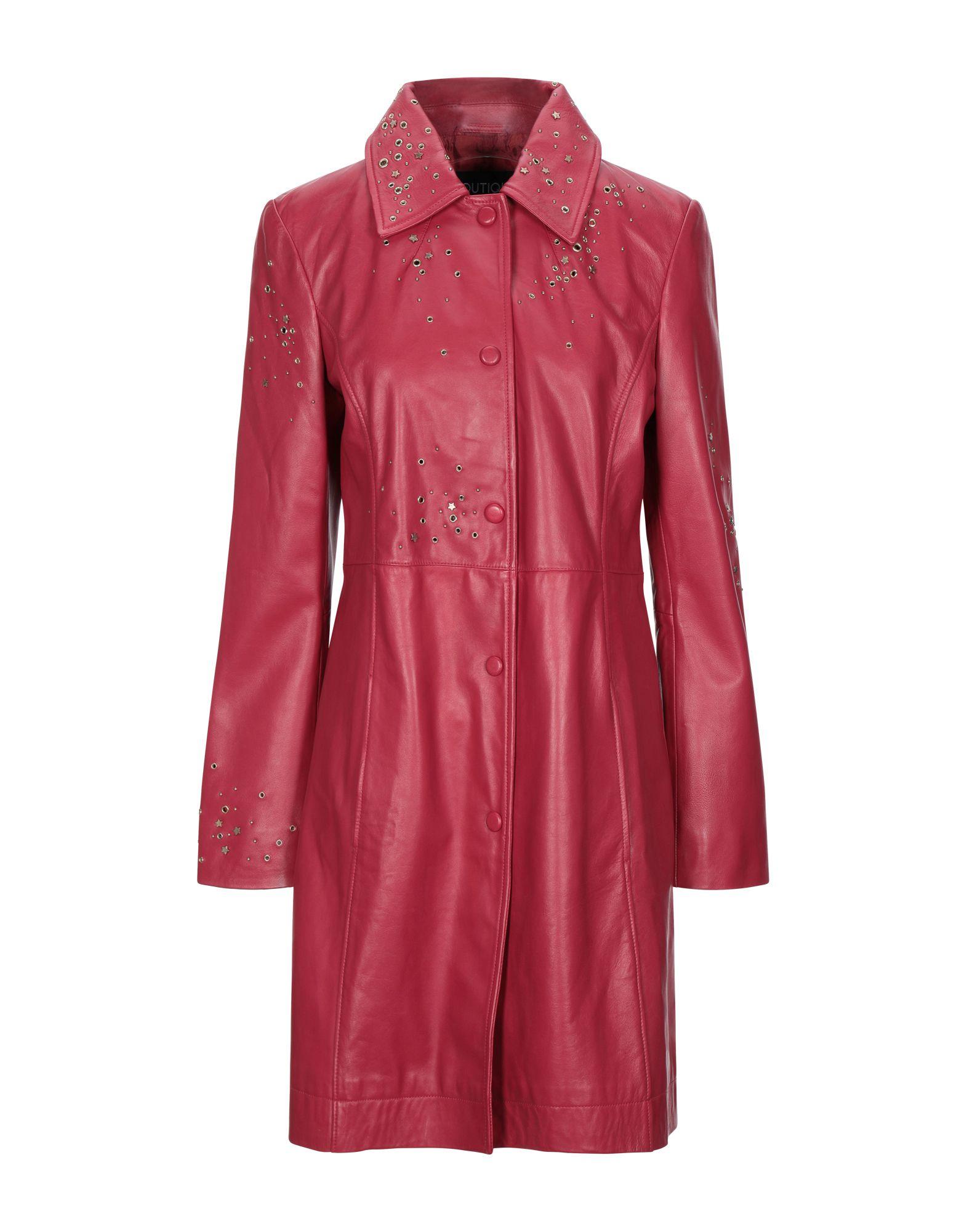 BOUTIQUE MOSCHINO Легкое пальто