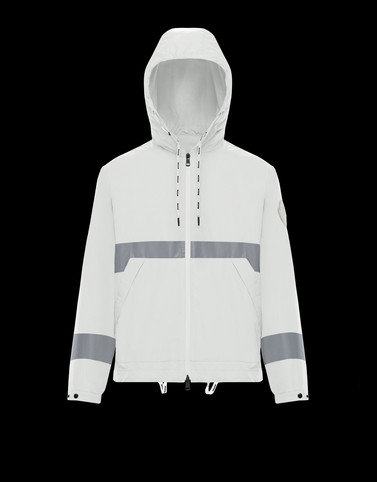 ADOUR White View all Outerwear Man