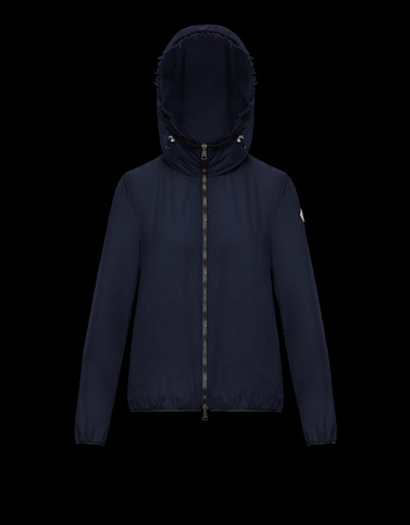 LAIT Dark blue View all Outerwear Woman