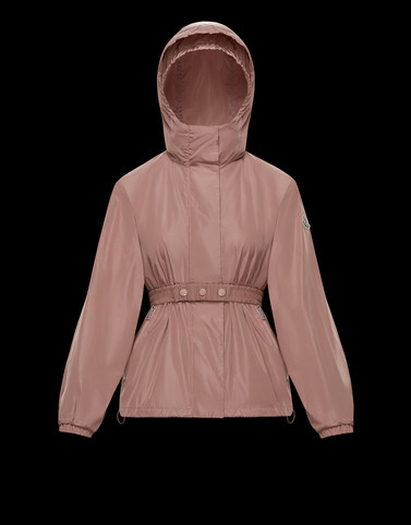 CASSE Powder Rose View all Outerwear Woman