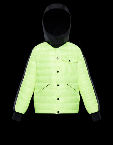 BOUZEY Acid green Junior 8-10 Years - Boy