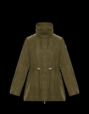 OCRE Military green Category Jackets Woman