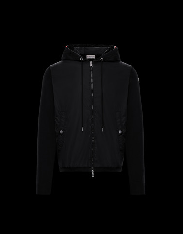 CARDIGAN Black Category Cardigans Man