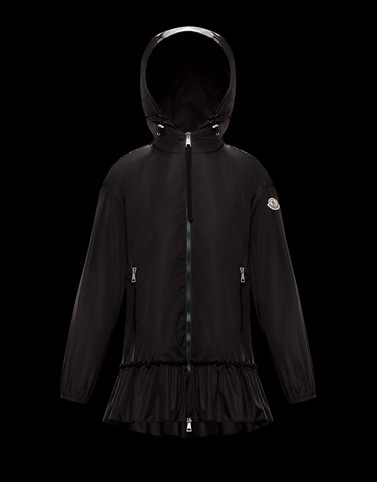 SARCELLE Black Category Overcoats Woman