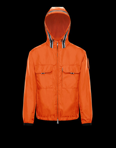 ABBE Orange Kategorie Windjacke Herren