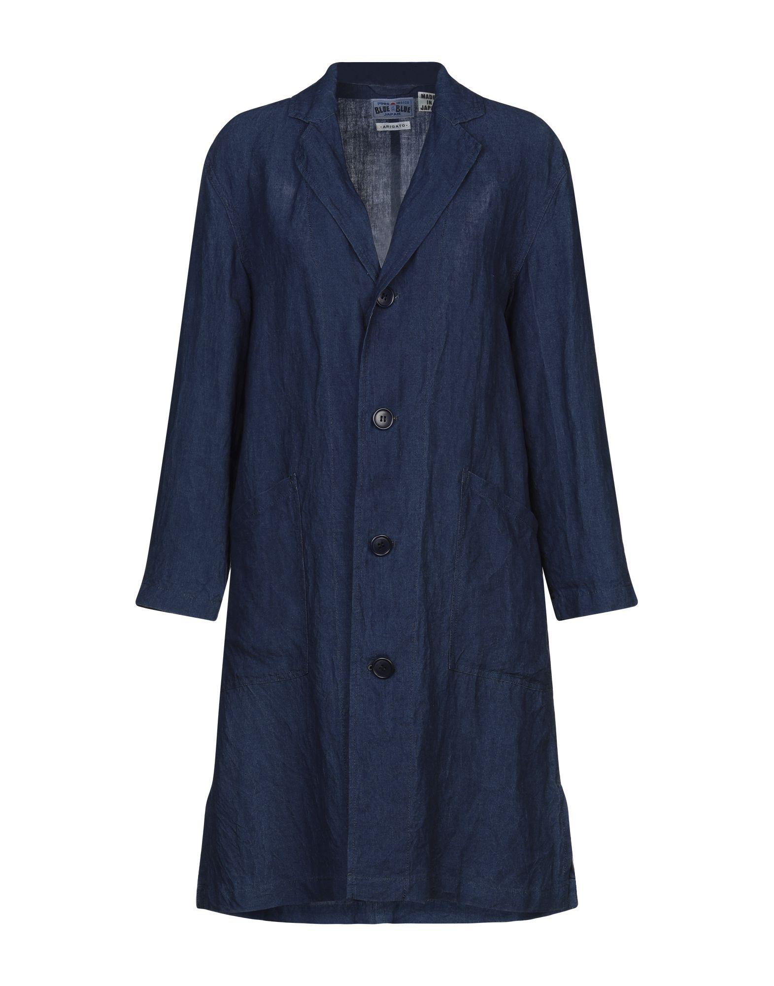 лучшая цена BLUE BLUE JAPAN Легкое пальто