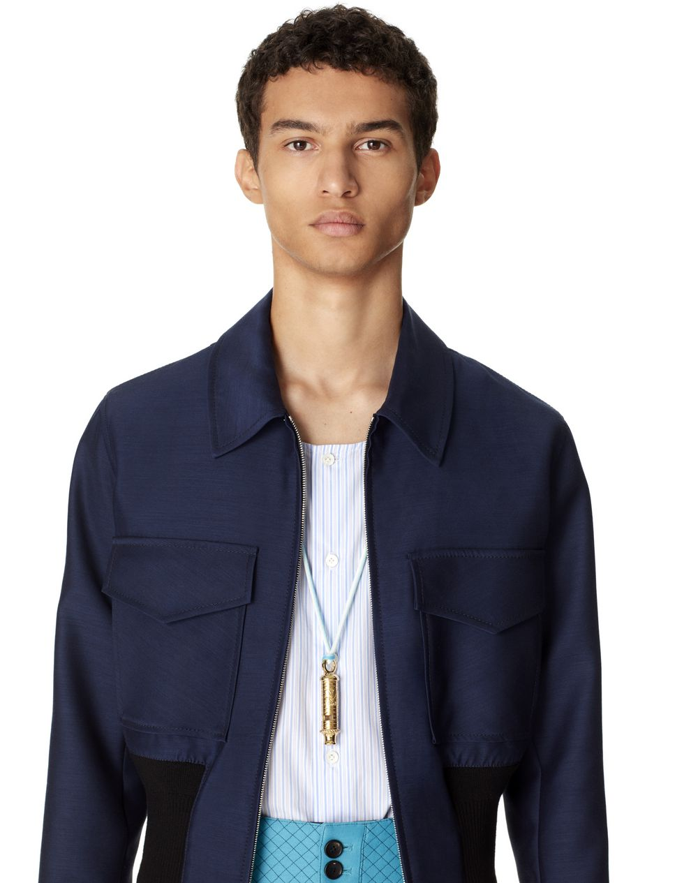 SHORT WORKWEAR JACKET - Lanvin