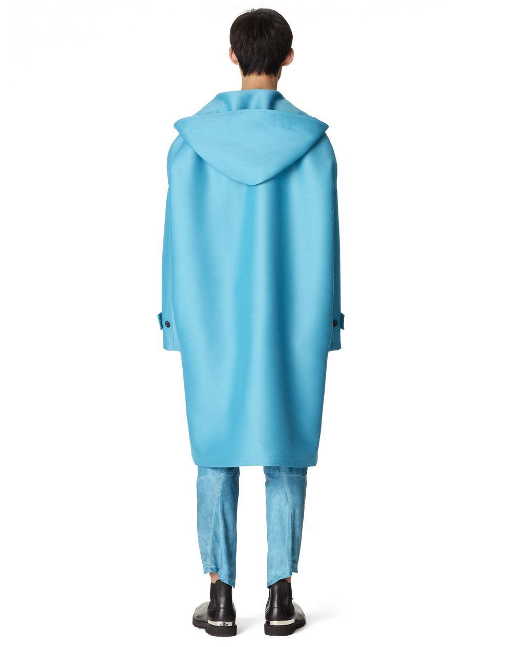 ウール&シルク オペラ コート - Lanvin