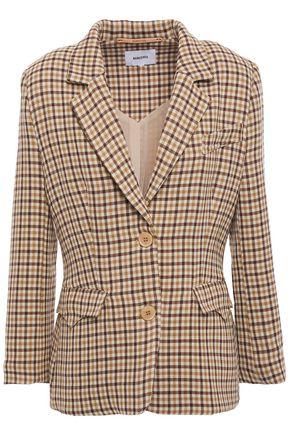 NANUSHKA Jerome wool-tweed blazer