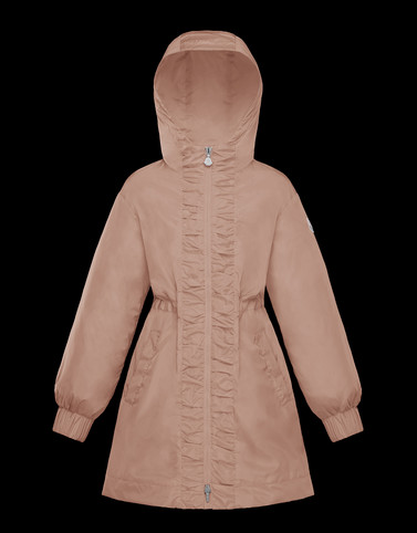 LIKA Pink Category Parka Woman