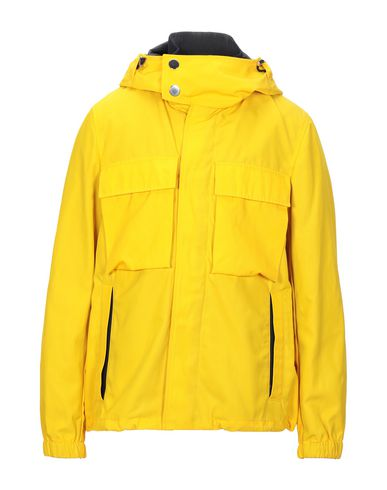 Фото - Мужскую куртку HIGH by CLAIRE CAMPBELL желтого цвета