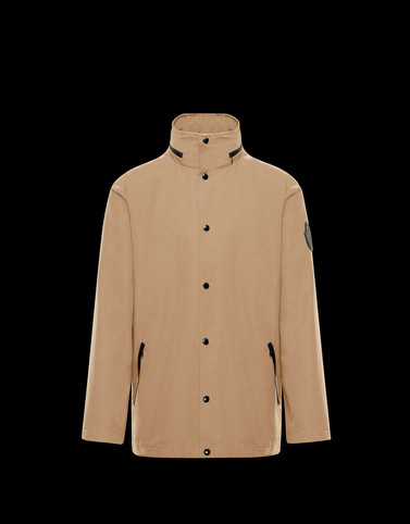 RANCE Beige Coats & Trench Coats Man
