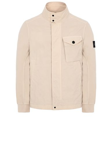 STONE ISLAND 44321 COTTON / CORDURA® Jacket Man Beige USD 459