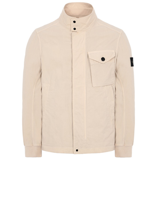 STONE ISLAND 44321 COTTON / CORDURA® Jacket Man Beige