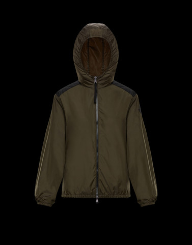 ANTHRACITE Colore Verde militare Categoria Windbreaker Donna