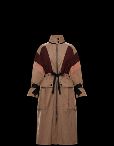ZINZOLIN Brown Coats & Trench Coats Woman