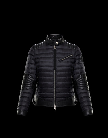 CITROUILLE Black Category Biker jackets