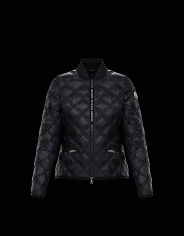 BLENX Black Category Biker jackets Woman