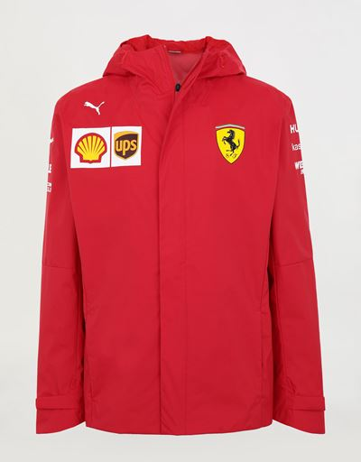 Men's Scuderia Ferrari 2020 Replica team jacket