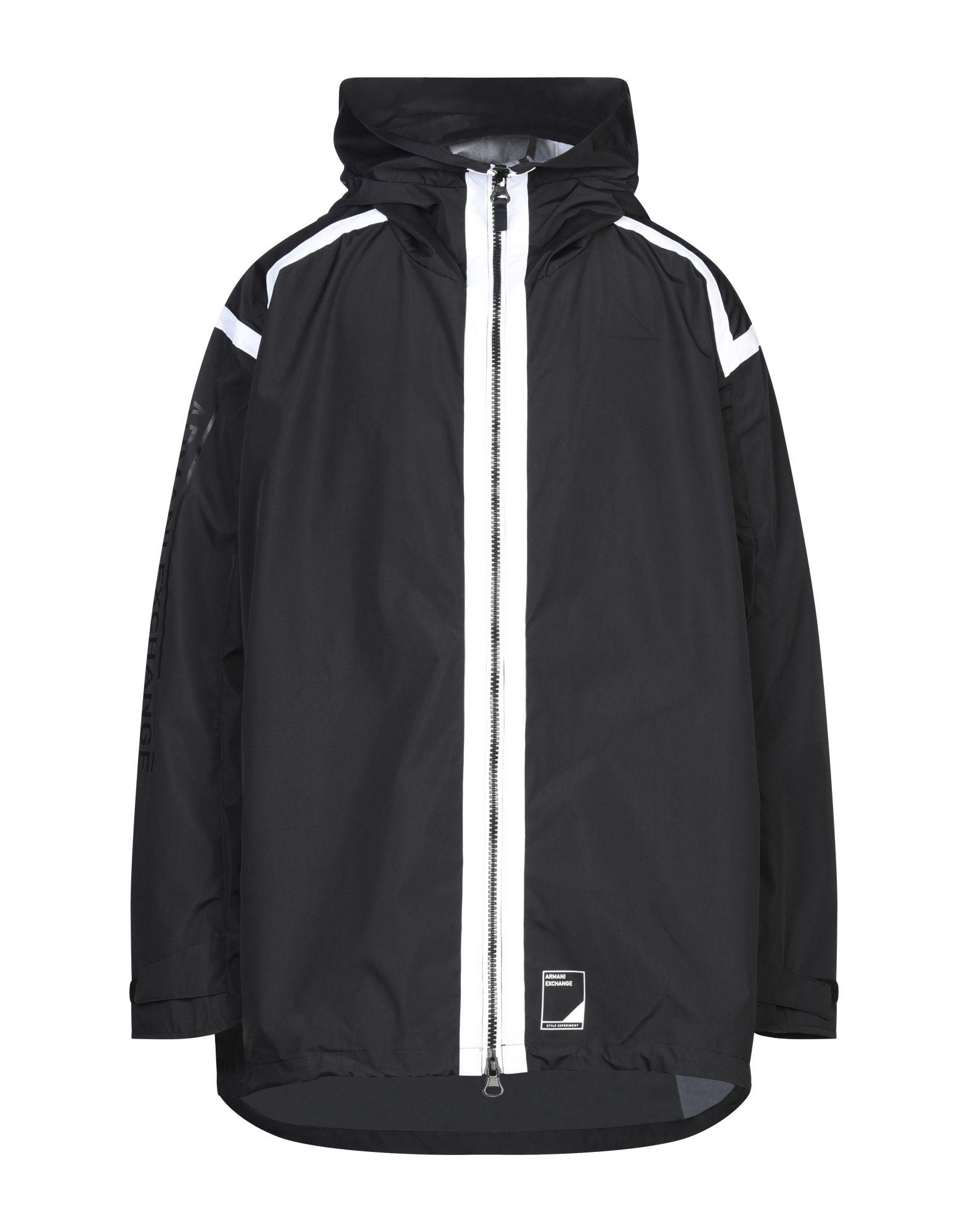 ARMANI EXCHANGE Легкое пальто
