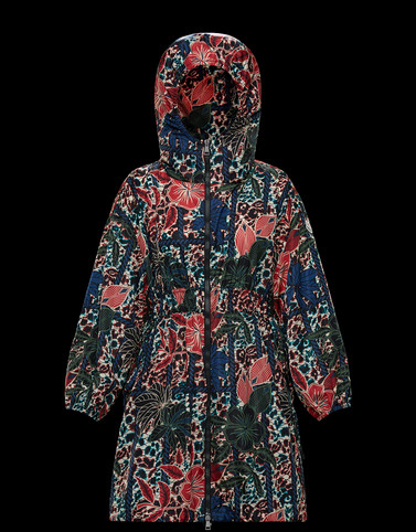LICHEN Dark blue View all Outerwear Woman
