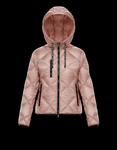 OULX Blush Pink Category Short outerwear Woman