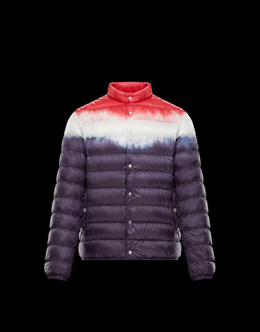 JUPITER Blue Down Jackets Man