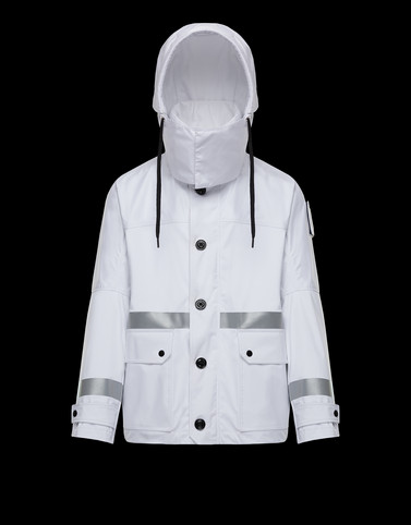 PAILLON White View all Outerwear Man