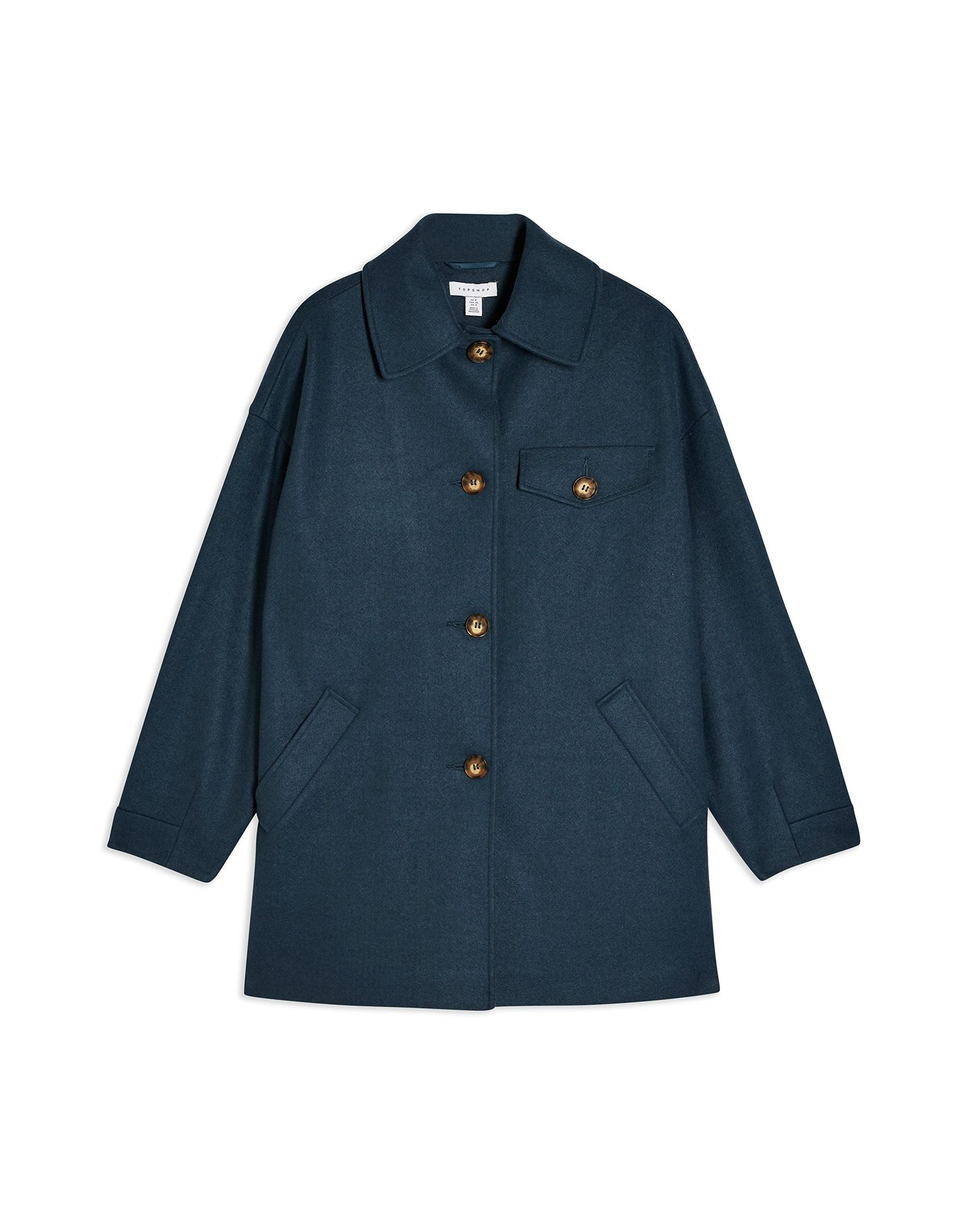 TOPSHOP Пальто пальто topshop topshop to029ewygg34