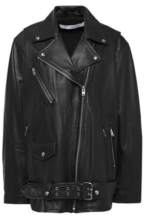 IRO Odd leather biker jacket