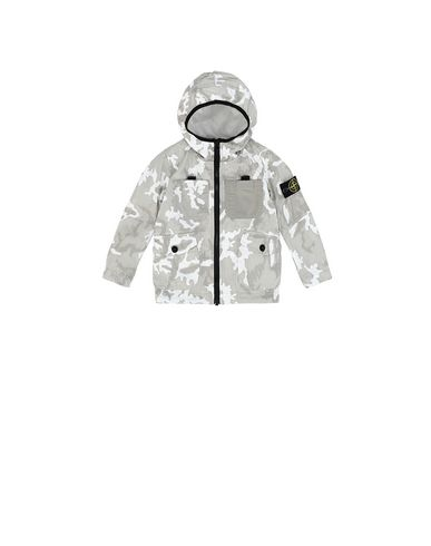 STONE ISLAND BABY 41337 CAMOUFLAGE Blouson Homme Beige EUR 315