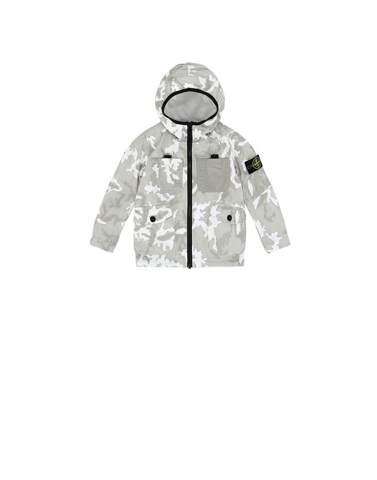 Jacket 41337 CAMOUFLAGE STONE ISLAND JUNIOR - 0