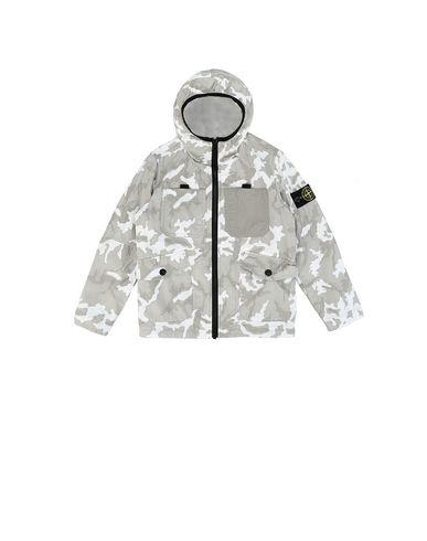 STONE ISLAND KIDS 41337 CAMOUFLAGE Jacket Man Beige EUR 328