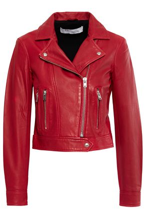 IRO Otam leather biker jacket
