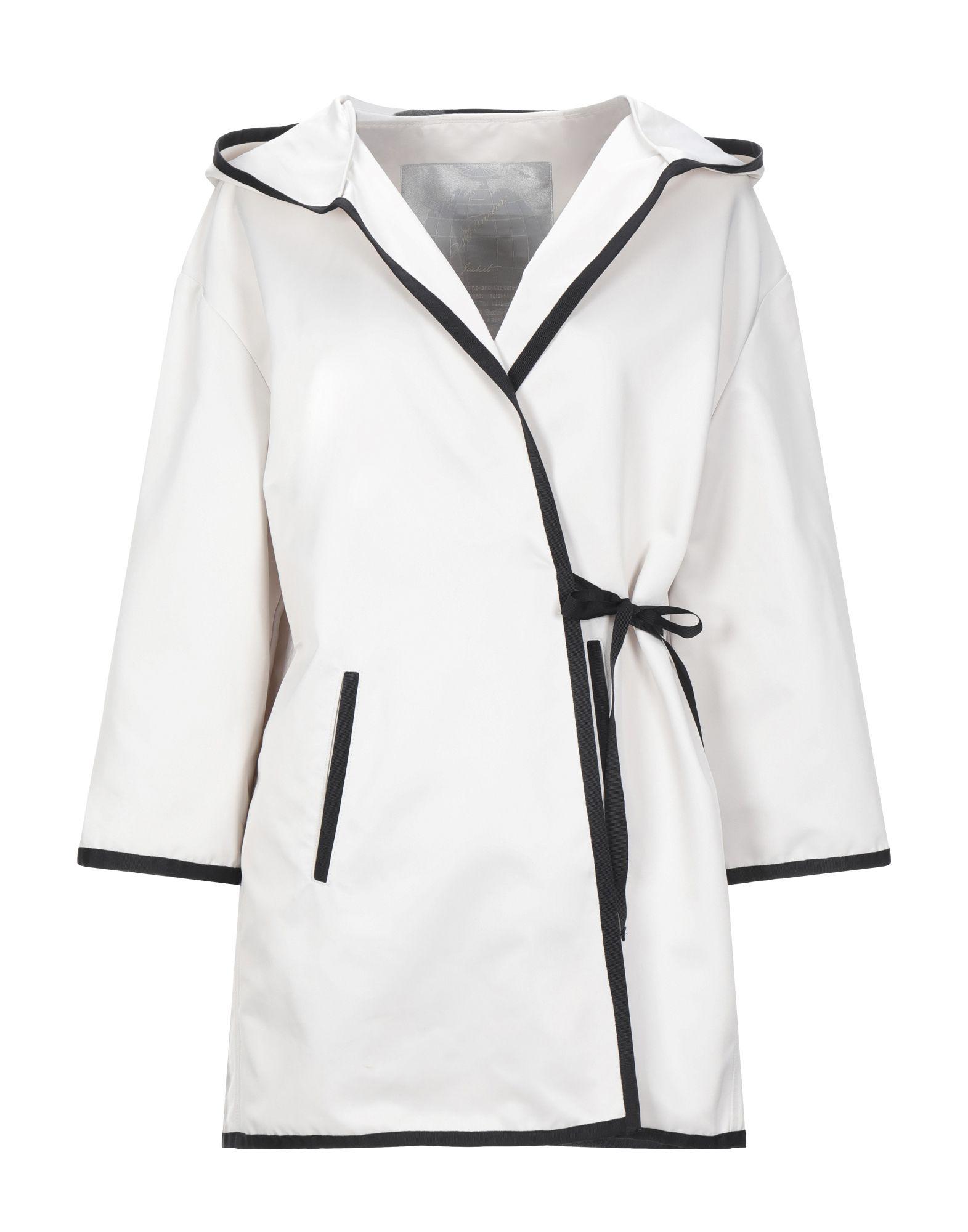 Фото - MONTECORE Легкое пальто montecore пуховик с шерстяной отделкой