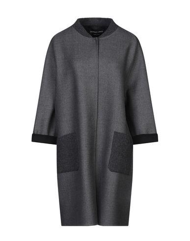 Фото - Женское пальто или плащ GIORGIO GRATI свинцово-серого цвета