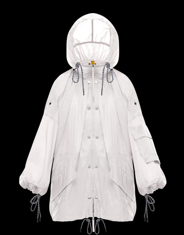 DELPHI White View all Outerwear Woman