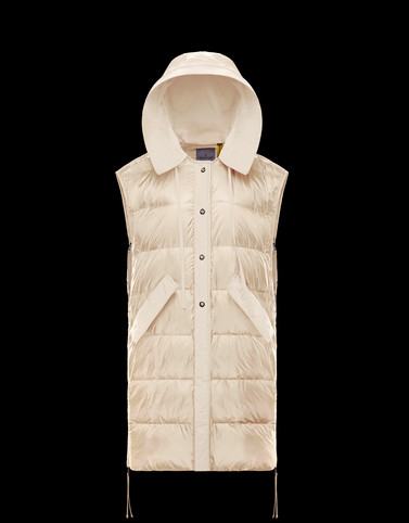 CAMELLIAS Beige 2 Moncler 1952 Woman