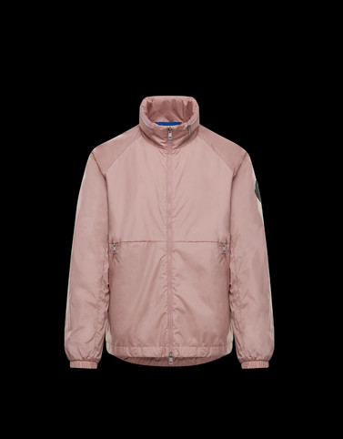 OCTA Pink Windbreakers Man