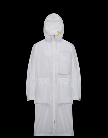 KALSER White Coats & Trench Coats Man