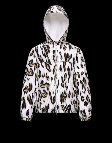 JAU Ivory Jackets Man