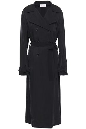 REDValentino Twill trench coat