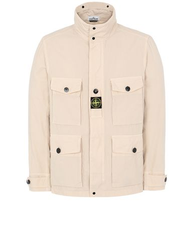 STONE ISLAND 41921 COTTON / CORDURA® Jacket Man Beige USD 505