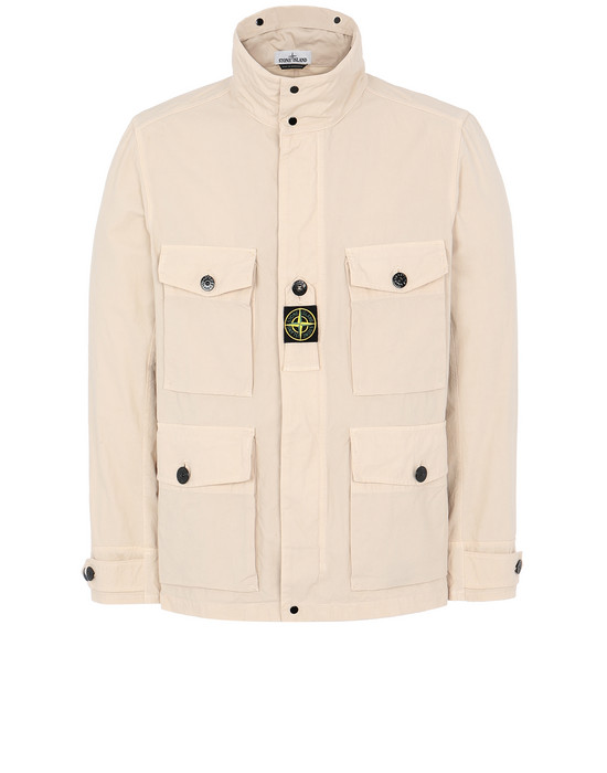 STONE ISLAND 41921 COTTON / CORDURA® Jacket Man Beige