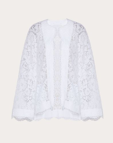Heavy Lace Jacket