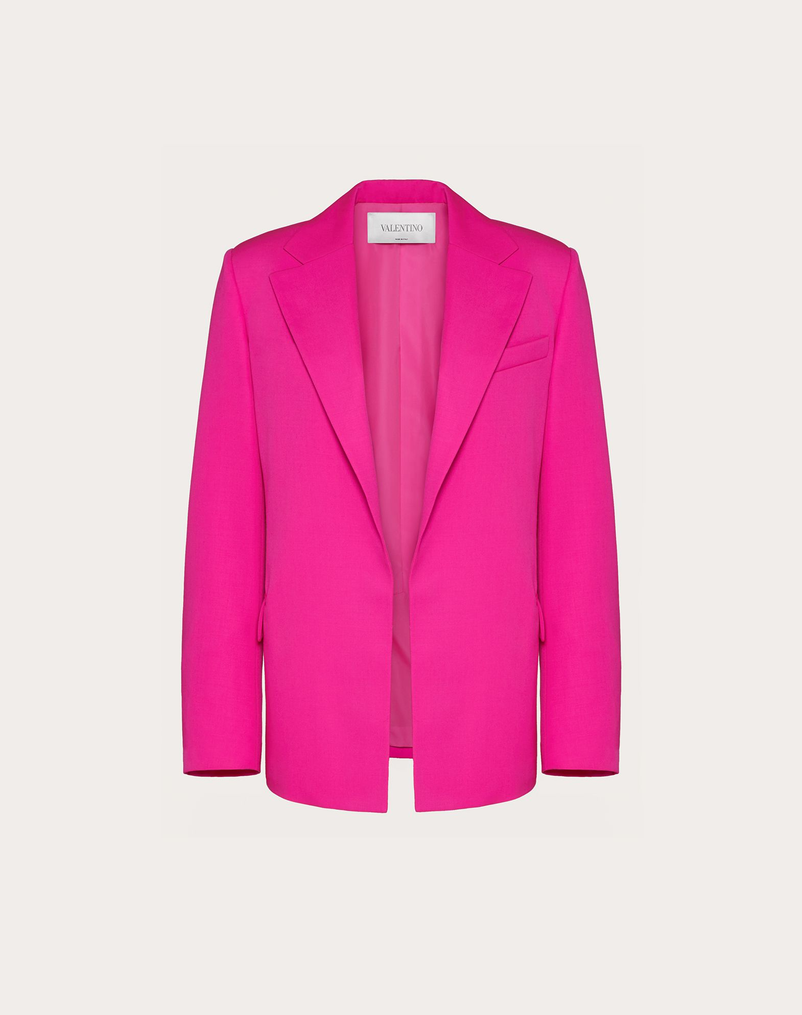 Light Wool Blazer