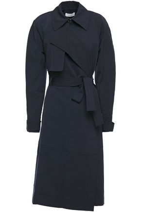 A.L.C. Connery gabardine trench coat