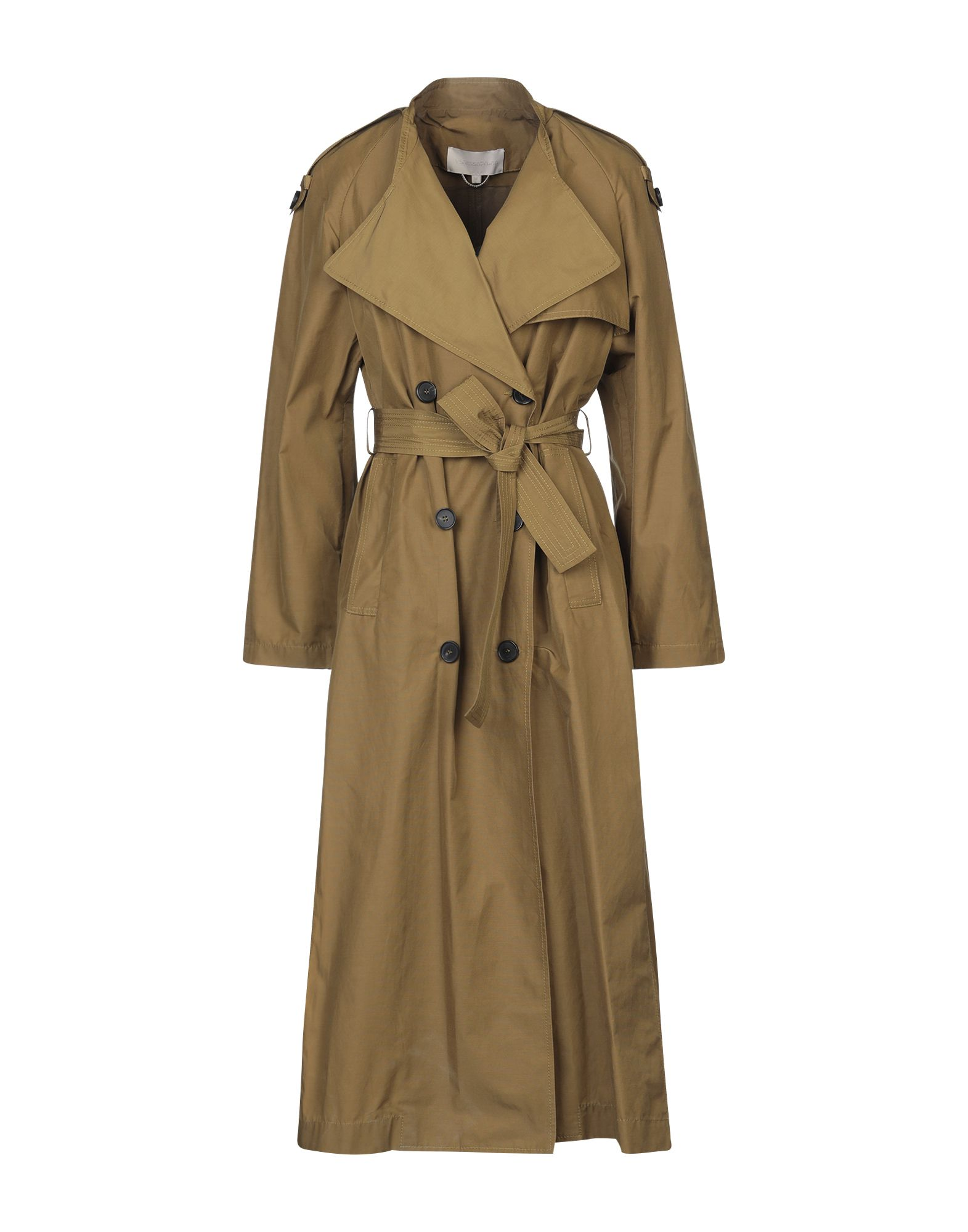 VANESSA BRUNO Легкое пальто bruno manetti легкое пальто
