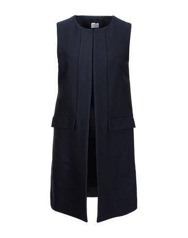 Фото - Легкое пальто от BLANCA LUZ темно-синего цвета