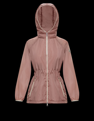 EAU Powder Rose Jackets Woman